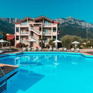 Korina Hotel in Thassos