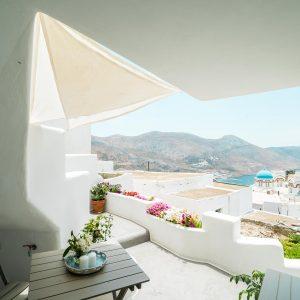 Plori Amorgos Studios & Apartments